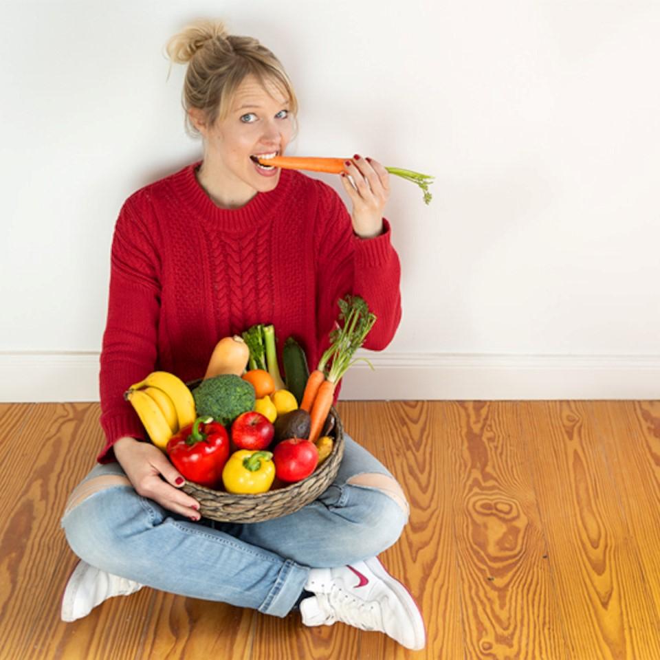 Maike Werdt, Gesunde Ernährung für Mütter