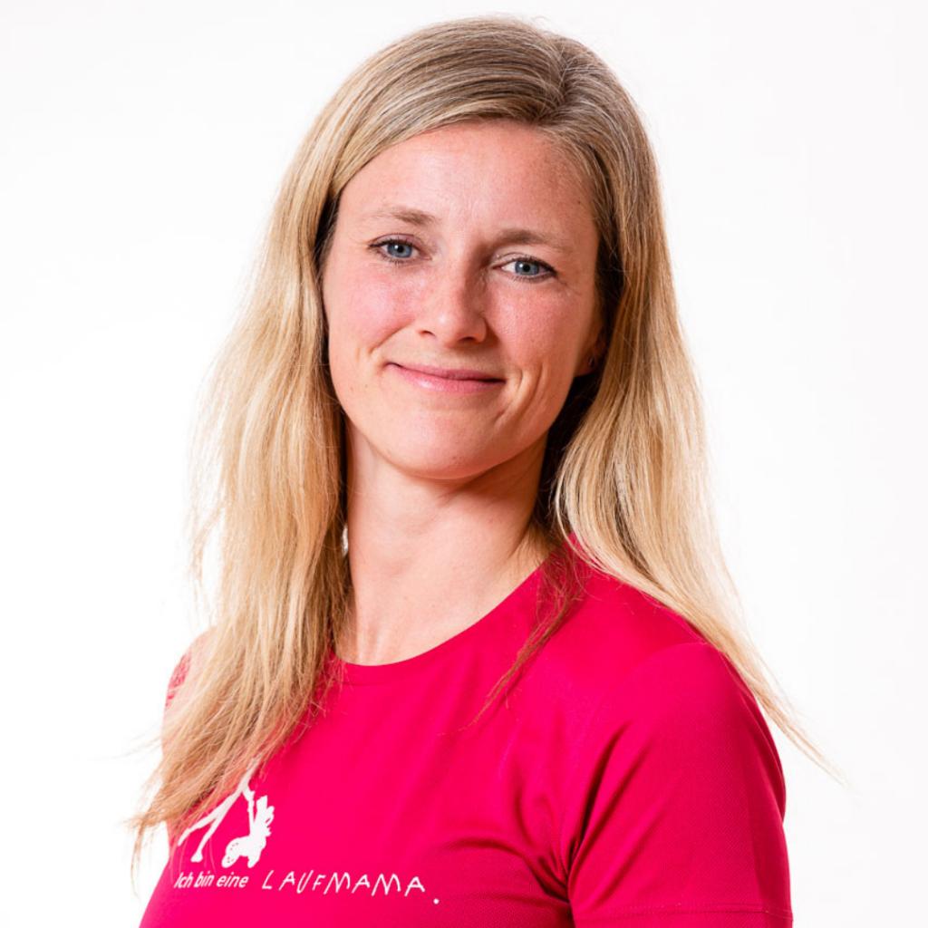 Lena Schwarzer von LAUFMAMALAUF