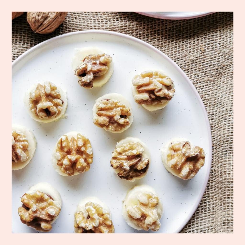 Mamsterrad Folge #088: Rezepte mit Walnüssen: Unsere liebsten Snacks, die nicht nur lecker sind, sondern auch etwas für Körper und Geist tun und dabei noch gesünder sind als Schokolade